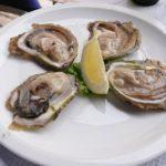 クロアチア産の生牡蠣