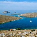 クロアチア・アドリア海の島々