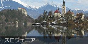 スロベニア オプショナルツアー一覧