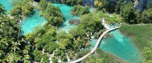 美しい大自然の芸術「プリトビッチェ国立公園」 アドリア海の真珠 「ドブロブニク」をまわる旅 7日間